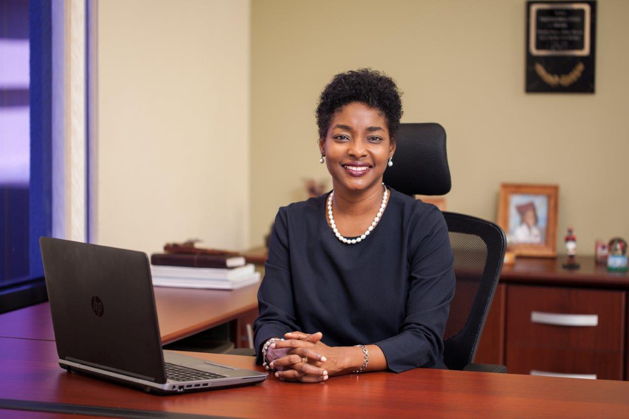 Pamela Monroe Ellis- Auditor General - Auditor General's Department Jamaica